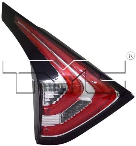 Go-Parts - for 2015 2017 Nissan As Weekly update Tail Murano Lamp half Light Rear