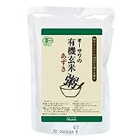 有機玄米あずき粥 200g 【オーサワ】