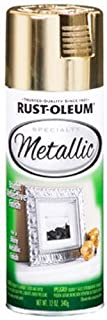 Rust-Oleum 1910830 Spray Paint, Each, Gold
