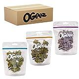 Ogeez Krunch - Knusper-Schokoladenstücke in Weed-Optik - Relax it´s just chocolate (Probierpaket 3...