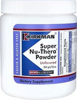 Kirkman Super Nu-Thera Powder - Hypoallergenic || 454 gm/16 oz Powder || Provides high Vitamin B-6/magnesium and Vitamins....