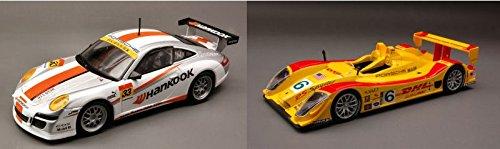 PORSCHE RACING (2 Modelli) 1:43 Motorama Auto Competizione modello modellino die cast