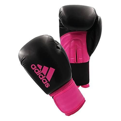 adidas Women Boxing Gloves - Hybrid 100 Dynamic Fit - Boxing Gloves for Women - Kickboxing Gloves -...