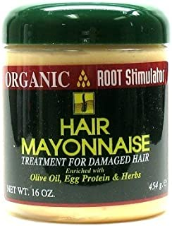 Ors Hair Mayonnaise Treatment 16oz Jar (3 Pack)