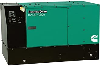 Cummins Onan Quiet Series Diesel RV Generator - 10 kW, Model# 10HDKCA-11506