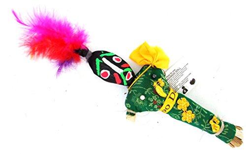 Voodoo Doll Good Luck Power Money Health Prosper Revenge Spells Magic New Orleans