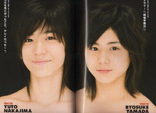 『パンフレット ★ Hey!Say!JUMP・ジャニーズJr. 2007 「JOHNNYS'Jr. Hey Say 07 in YOKOHAMA ARENA」』の3枚目の画像