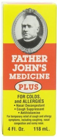 Father John's Cough Medicine Plus