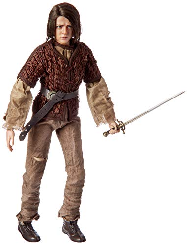 Threezero Rplica Juego De Tronos Arya Stark 25,5 cm Game Of Thrones 1/6th Scale Collectible Figure Threea Zero, color (3AT3A3Z0049) , color/modelo surtido