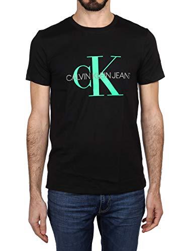 magliette uomo kelvin klein Calvin Klein Jeans Seasonal Monogram Tee 2 T-Shirt