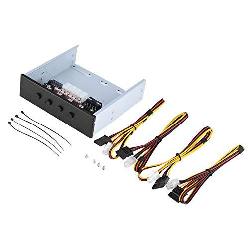 Kafuty HDD Disco Rigido Alimentatore Switch Control Module Selettore SATA Drive Reliable Selector per PC Desktop