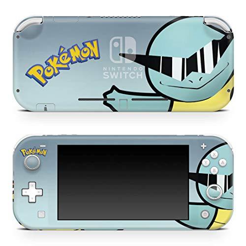 Skin Adesivo para Nintendo Switch Lite - Pokémon Squirtle