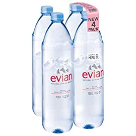 evian Natural Spring Water Disney Junior Mickey and the roadster Racer Edition, 10.48 Fl Oz (Pack of 24) 11 Evian Natural Spring Water, 16.9 oz, 6 pk