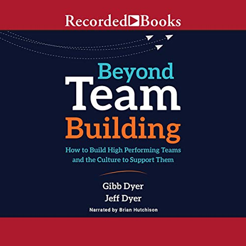Page de couverture de Beyond Team Building