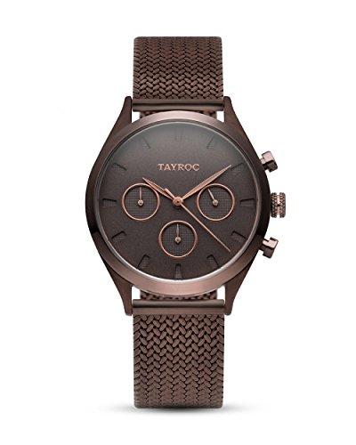 Tayroc Wayfare Monaco horloge TY57-36L