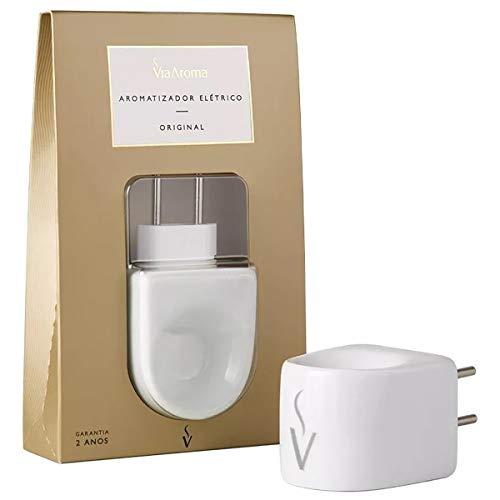 Aromatizador de Ambiente Elétrico Aromaterapia Via Aroma