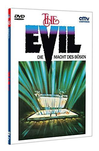 The Evil - Die Macht des Bösen - Mediabook - Cover A - Limited Edition auf 500 Stück (+ DVD) [Blu-ray]