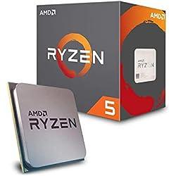 Pack de procesador AMD Ryzen 5 2600X y placa base ASUS ROG STRIX B450-F: Amazon.es: Informática