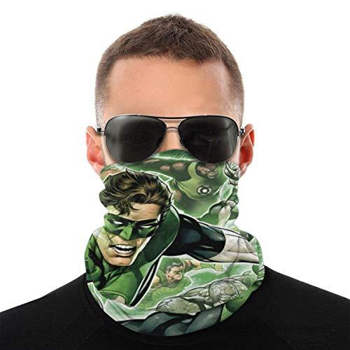 - Green Lantern Masken