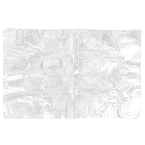 Molde para cubitos de hielo, 5 bolsas, 10 unidades, desechables, bolsa de cubitos de hielo, 24 rejillas, transparente, para hacer tú mismo, para beber, cubitos de hielo