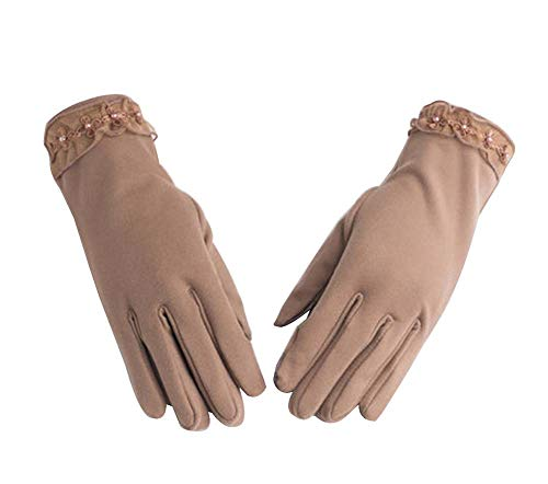 24station Frauen Winter Warme Handschuhe Fahren Handschuhe Radfahren Handschuhe #1 Gemütliche Handschuhe