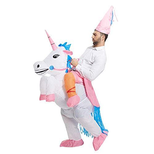 COOGG Opblaasbare Haai Kostuum Halloween Kostuums Voor Mannen Carnaval Party Fantasy Cosplay