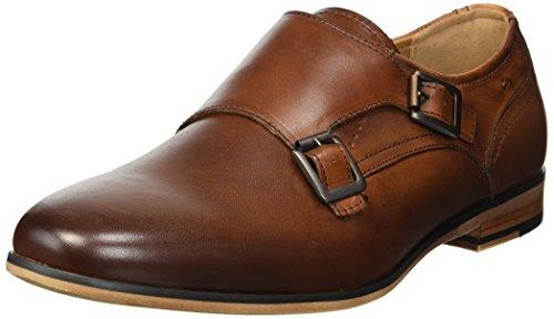 Kenneth Cole Reaction Guy Monk, Zapatos de Cordones Oxford Hombre