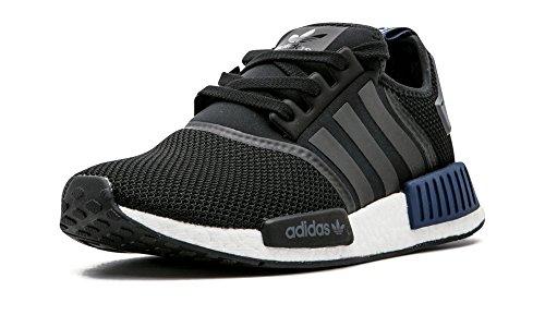 "Adidas NMD_R1 ""Jd Sports"" - S76841, (Negro/CBlue/Negro), 44.5 EU ✅"