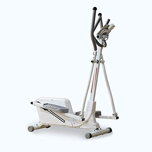 HHJJ Elliptical Machine,Magnetic Control Cross Trainers,Space Walker Machine Gym Household Portable Quiet Fitness Equipment,for Men/Women RunningMachine1121