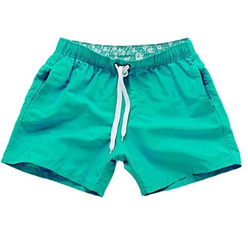 Uomini Shorts Bermuda Correnti Nuoto Casual Di Sport Moderna Di Costume Da Bagno Pantaloncini Tronchi Di Nuoto Acqua Corrente Pantaloncini Asciutto Rapido Di Formazione Shorts Pantaloni Sportivi