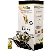 Minioliva Aceite de Oliva Virgen Extra - Paquete de 140 x 14 ml - Total: 1960 ml