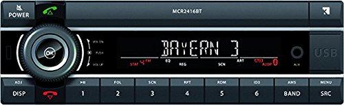 Axion 1DIN 24V Truckradio MCR 2416BT