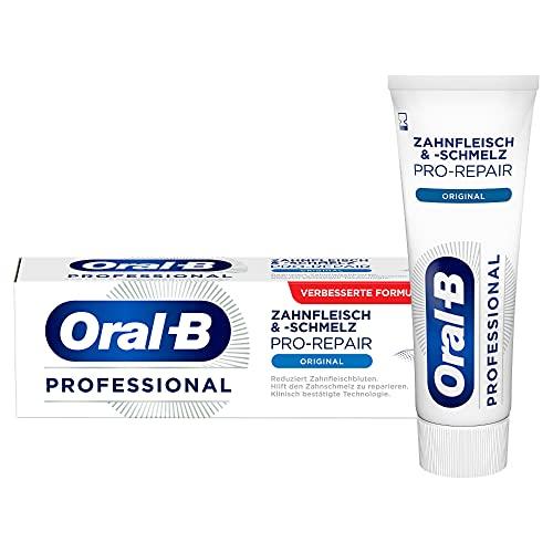 Oral-B Professional Zahnfleisch&-schmelz Pro-Repair Original Zahncreme 75ml