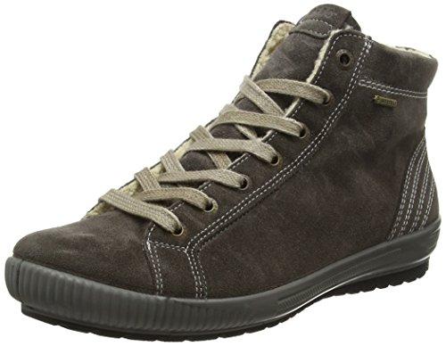 Legero Tanaro 700619, Damen Sneaker, Grau (EMATITE 88), 37 EU (4 UK)