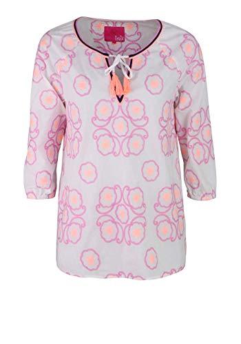 Lieblingsstück Bluse 'Fenna L' mit Stickereien pink (812 Millenial pink) 44