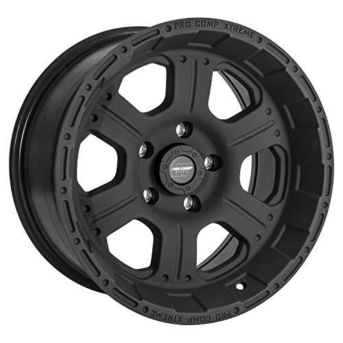 PRO COMP Series 89 Kore Matte Black (17x9 / 5x5 / -6mm)