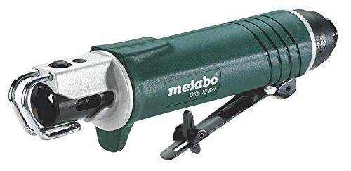 Metabo Druckluft-Karosseriesäge DKS 10 Set (601560500) Kunststoffkoffer, Arbeitsdruck: 6.2 bar, Luftbedarf: 420 l/min, Schnittstärke Aluminium: 4 mm