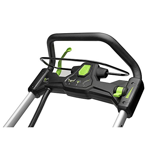 EGO Power+ LM2020SP 20-Inch 56-Volt Lithium-ion Brushless Walk Behind Steel Deck Self-Propelled Lawn Mower - Battery and Charger Not Included