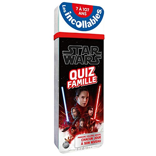 Les incollables - Quiz famille - Star Wars