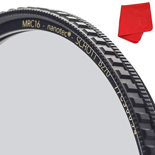 X4 CPL 58mm Circular Polarizer Filter - Schott...