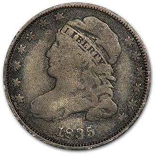 Best 1835 bust dime Reviews