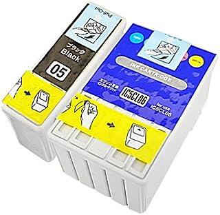 【インク革命製】 エプソン用 IC1BK05+IC5CL06 (ブラック+カラーセット) EPSON対応 互換 インクカートリッジ 対応機種:PM-3300C/3500C/890C/3700C/870C