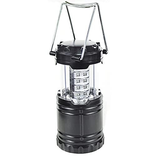 XIANNVV Linterna para acampar al aire libre, luz de carpa brillante telescópica con batería de 30 LED, linterna antorcha para acampar, senderismo, emergencia al aire libre