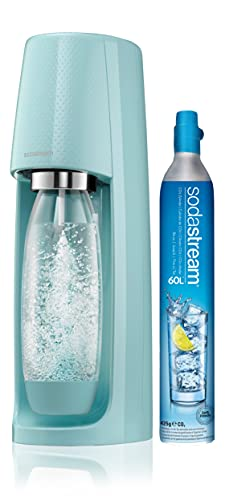 SodaStream Spirit Studio Edition Bleu Pastel