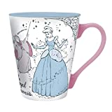 ABYstyle- Disney - Cendrillon - Mug - 250 ML - Le Bal Royal