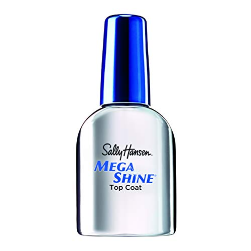 Sally Hansen Mega Shine Glossy Top Coat - 12.7 ml