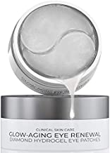Korean Skincare   30 Pairs Collagen Under Eye Patches   Rich Moisturizing, Diamond Hydrogel Under Eye Mask, Pads, for Puffiness Eyes, Bags, Dark Circles and Wrinkles Treatment with Hyaluronic Acid