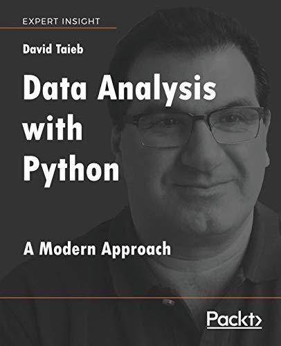 Data Analysis with Python: A Modern Approach (English Edition)
