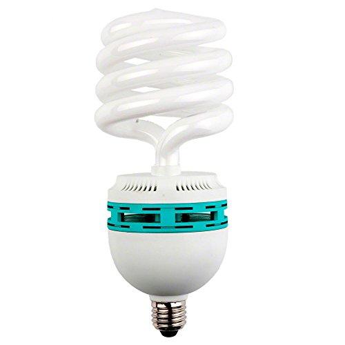 Walimex Spiral-Tageslichtlampe (125 W, entspricht 625 W) für Studio- und Produktfotografie
