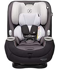 3 in 1 seating system: Rear facing, from 4-40 pounds; Forward facing to 65 pounds; And up to 100 pounds in booster mode Side impact protection with cell protects your child's head where it's needed most in a side impact crash In and out harness holde...